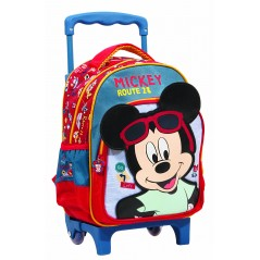 Sac à dos trolley Mickey Disney 31 cm