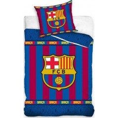 Fc Barcelona Cotton Duvet Cover Set