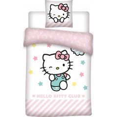 Set di copripiumini Hello Kitty