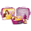 Isothermal bag Princess with box to taste and gourd Disney Princess