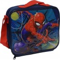 Spider-man cooler bag with lunch box and Spider-man gourd