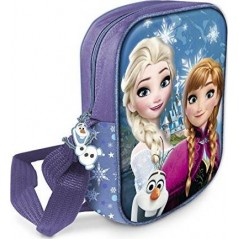 FROZEN Disney - Bag Bandouilère 3D of the Frozen