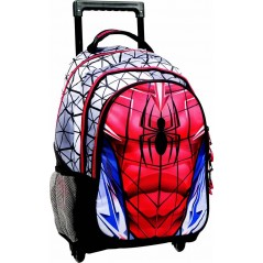 Spiderman Trolley Backpack - Superior Quality