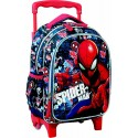 Spider-man trolley backpack 31 cm
