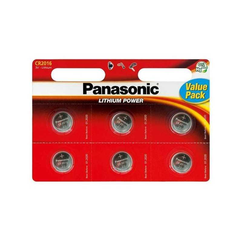 Battery PANASONIC Zinc 9 V x 1