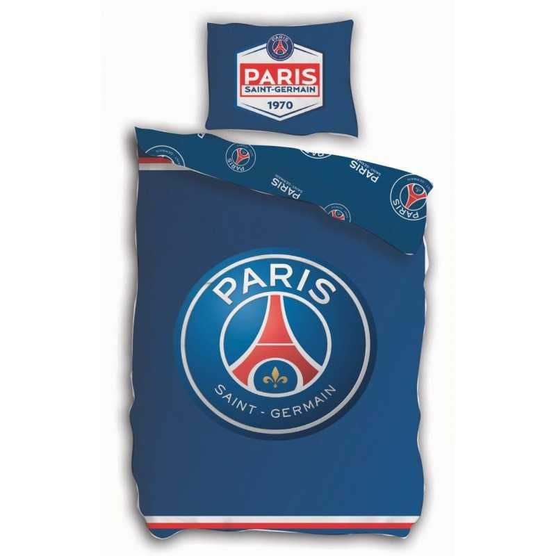 Duvet cover Paris Saint-Germain - PSG -Cotton
