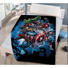 Quilt cover Avengers Marvel