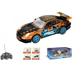 Porche GT3 Radio Controlled Car - 1/14 - Hot Wheels