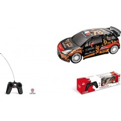 Car Rc - Citroen DS3 WRC R/C -1/24