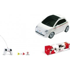 Mondo Motors Car Radio Control Fiat 500 Scale: 1/24