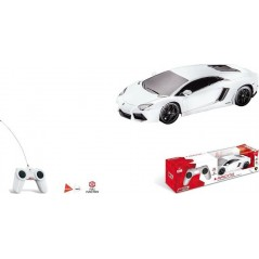 Vehicle Miniature Radio Controlled 1/24 - Lamborghini Aventador-R/C