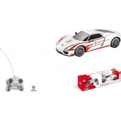 Car radio control Porsche 918 Racing 1/24