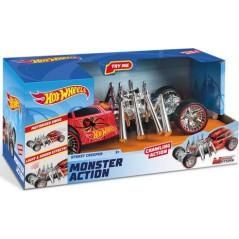 Hot Wheels CarsMonster Action Street Creeper