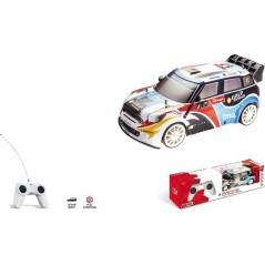 Mini Countryman JCW WRC Radio Controlled Car - 1/24