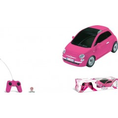 Fiat 500 Radio Controlled Car - 1/24