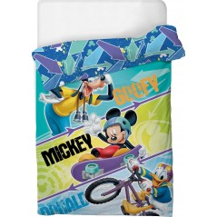 Couette Mickey et Donald Duck Disney