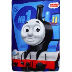 Plaid Polaire Thomas and Friends
