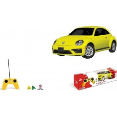 Volkswagen NEW BEETLE Radio Controlled Car - 1/24