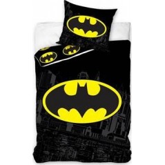 Batman Duvet Cover Set In Cotton