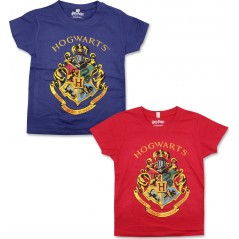 T-shirt a maniche corte di harry potter