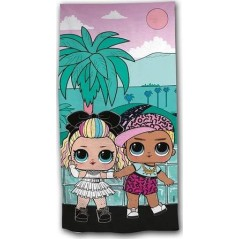 Lol Surprise Cotton beach towel