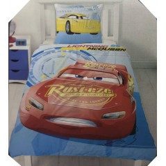 Disney Cars child comforter set coton