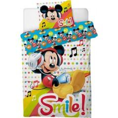 Mickey Disney Bettwäscheset