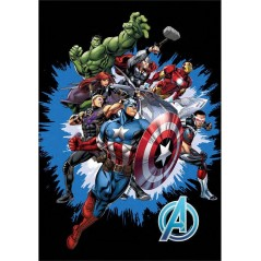 Avengers Fleece Blanket