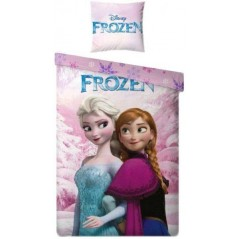 Bedding set Frozen-the snow queen - 100% cotton
