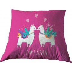 Lama cushion