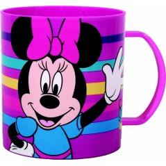 Mug Minnie disney en Plastique Micro 350 ML