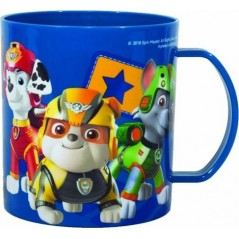 Paw Patrol Mug in Plastic Micro 350 ML