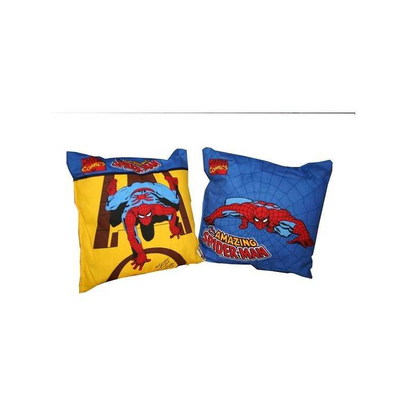 Spiderman cushion,