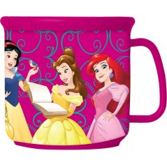 Tazza Princess Disney in micro plastica 350 ML