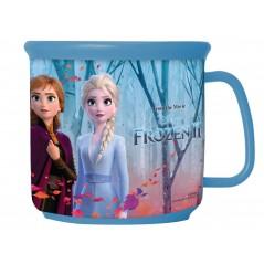 Mug Frozen 2 Disney en Plastique Micro 350 ML