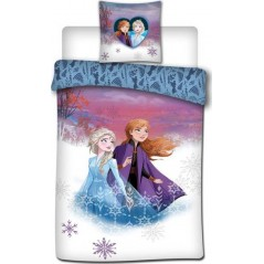 Disney Queen Elsa Schneekönigin Quilt Set