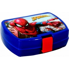 Spiderman snack box