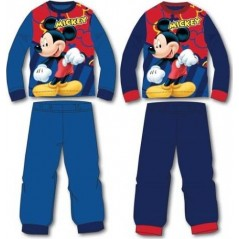 Mickey fleece pajamas