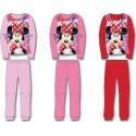 Minnie fleece pajamas