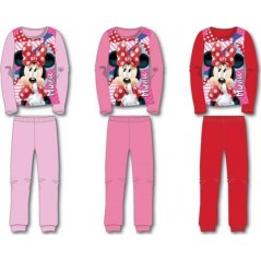 Minnie -Fleece-Pyjama