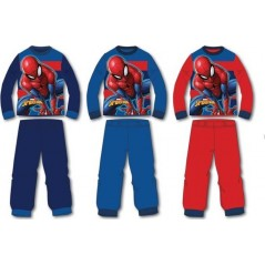 Spider-man fleece pajamas