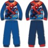 Spiderman fleece pajamas