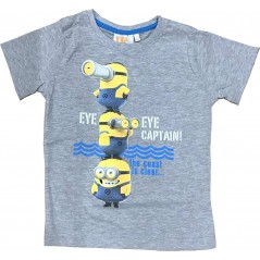 T-shirt a maniche corte Minions