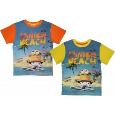 Minions short sleeve t-shirt