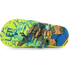 Chanclas Playa Turtles Ninja