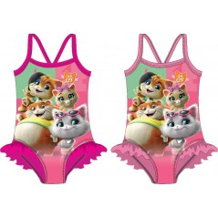 Badeanzug 44 Cats