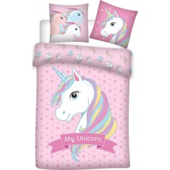 Unicorn duvet cover set