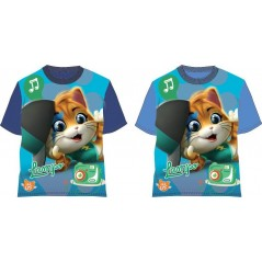 44 Cats t-shirt short sleeve