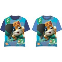 T-shirt manches courtes 44 Cats