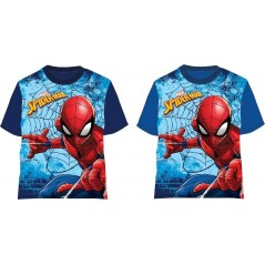 T-shirt Spiderman manches courtes